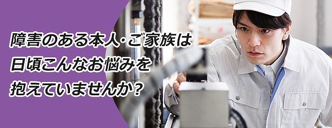 障害者保険のイメージ画像